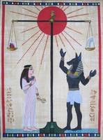 Scales of Maat