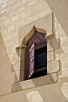 Pointed Window - Barcelona, Spain