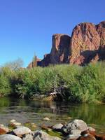 Salt River Cliffs