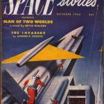 """Space Stories 1st issue"" by pulps1st"