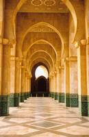 Grand Mosque - Archway