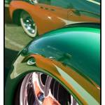 """Classic Car Green 09.20.08_247"" by paulhasara"
