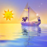 """Le Voyage"" by AnneVis"