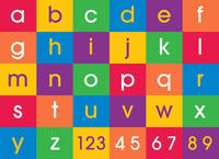 Alphabet Colors