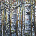 """Fall Birches"" by DreamGallery"