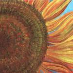 """Sunflower Series, Number 3"" by DreamGallery"