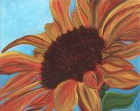 Sunflower Series, Number 5