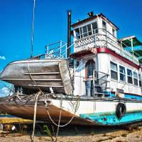 ferry by Alexandr Grichenko