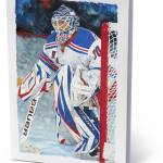 """Henrik Lundqvist"" by GameOnImages"