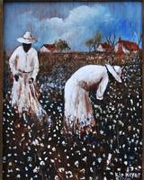 COTTON PICKERS   #2 AFRICAN AMERICAN