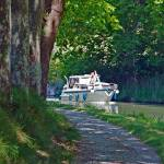 """Cruising the Canal du Midi"" by ImageArt-Photography"