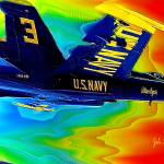 """Blue Angel 2"" by jt85"