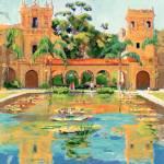 """Reflections Balboa Park San Diego"" by RDRiccoboni"