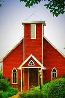 Little Red Church