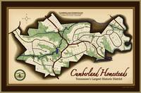 Cumberland Homesteads Map