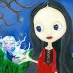 """Blythe In FairyLand"" by wickeddollz"