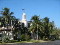 Catholic church ft myers beach FL