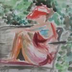 """""""Mauch Chunk Lifegaurd"""" by amyrims"""