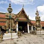 """""""Demon Guardians - Grand Palace, Bangkok, Thailand"""" by Charuhas"""