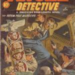 """Angel Detective"" by pulps1st"