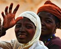 Faces of Eastern Mali