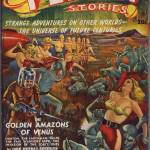 """Planet Stories 1st Issue"" by pulps1st"