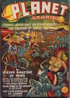 Planet Stories 1st Issue