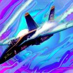 """Blue Angels High G"" by jt85"