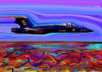 Blue Angel speed