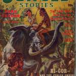 """Jungle Stories 2nd issue"" by pulps1st"