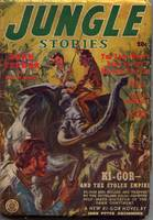 Jungle Stories 2nd issue