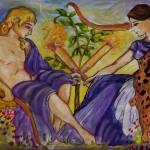"""""""Thargelia"""" by hellenicspiritarts"""