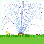 """""""Sprinkler and grass"""" by debband"""