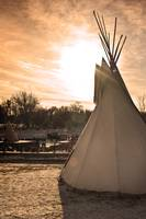 Tipi River Walk