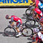 """The Start of the 2010 AMGEN Tour"" by maryanne"