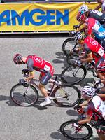 The Start of the 2010 AMGEN Tour