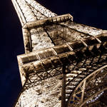 """Eiffel Tower at Night"" by SeansPhotos"