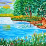 """""""Summer Place"""" by elajanus"""