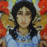 """Artemis Ephesia"" by hellenicspiritarts"
