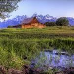 """""""Thomas Moulton Barn"""" by NancyHarris"""