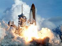 Atlantis Launch 2