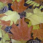"""""""Fall Leaves"""" by CarrieBorden"""