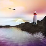 """The Lighthouse"" by AnneVis"
