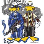 """""""Chicago Mob Crime Fighters"""" by crazyabouthercats"""