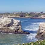 """""""Natural Bridges, Santa Cruz 1"""" by coljay"""