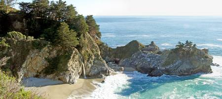 McWay Falls, Julia Pfeiffer State Park 1