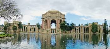 San Francisco Palace of Fine Arts 2
