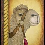 """Charlie the Camel"" by KristineJohnstonArist"