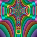 """""""Abstracdacrossmos Biudan"""" by Dr_Roy_Schneemann"""