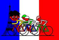 Zebastian and Tour de France